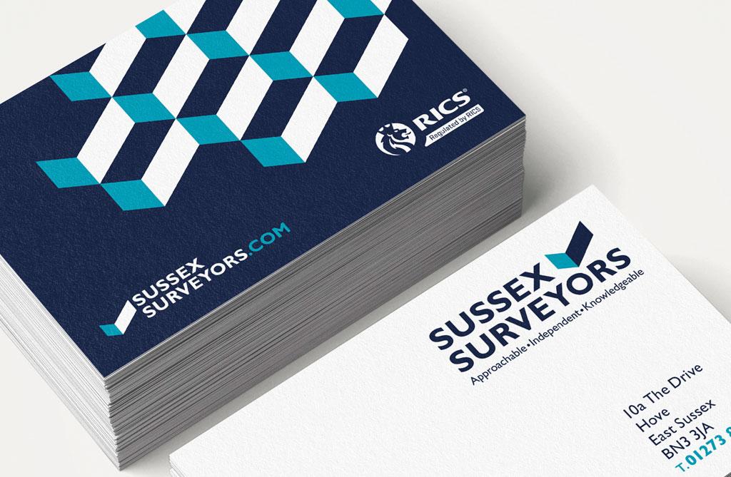 Sussex Surveyors Rebranding & New Website Launch
