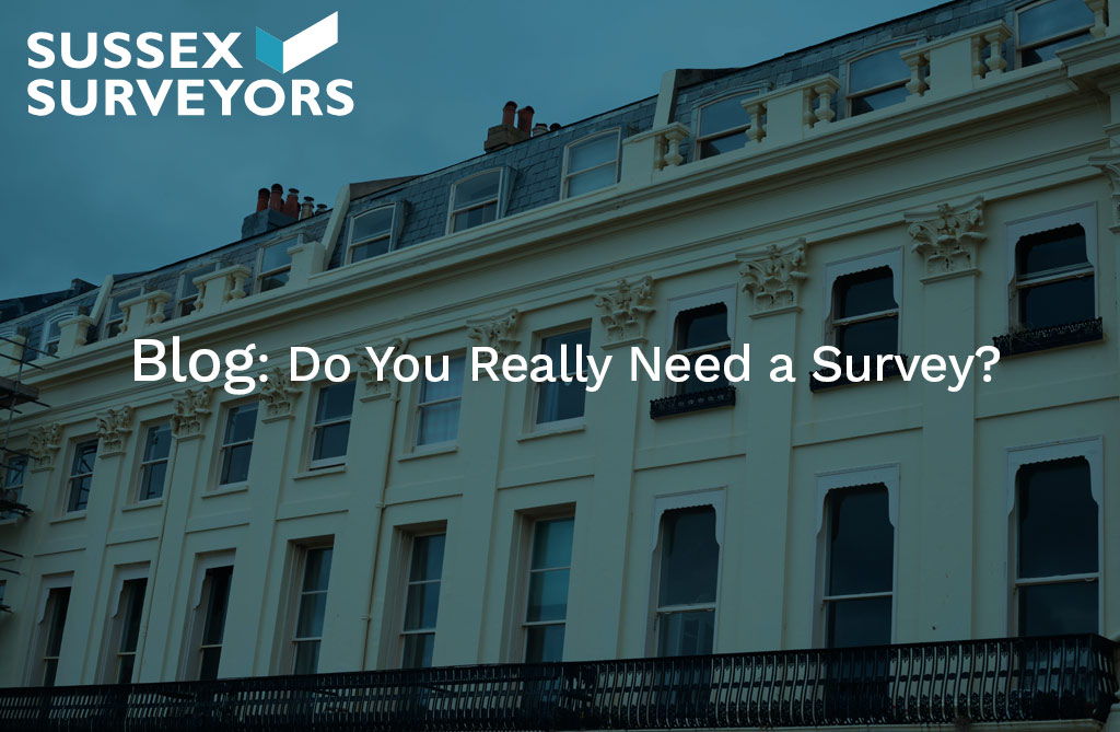 Do you really need a survey?